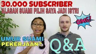 KENAPA BULE MAU MENIKAH DENGAN CEWE INDONESIA ??| QNA PART 2