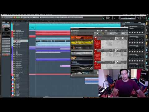Live Stream: Using Orchestral Libraries in Periphery's music.