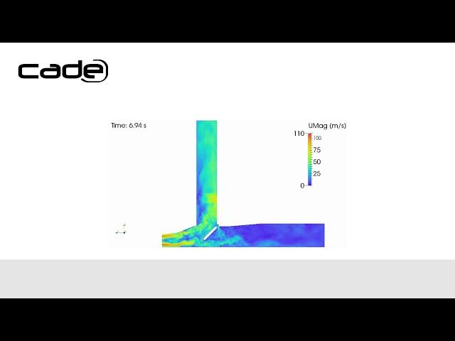 Simulación CFD en Sistema By Pass - CADE Soluciones