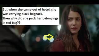 Ae dil hai mushkil mistakes | 3 errors in film