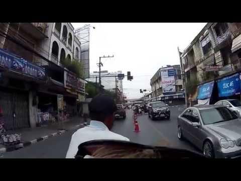 Rickshaw ride in Phitsanulok