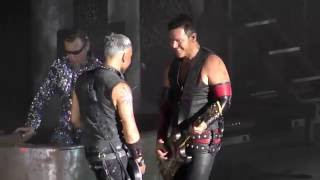 Rammstein 2016-08-27 Wrocław, Capital of Rock, Poland - Ich tu dir weh (1080/50p)