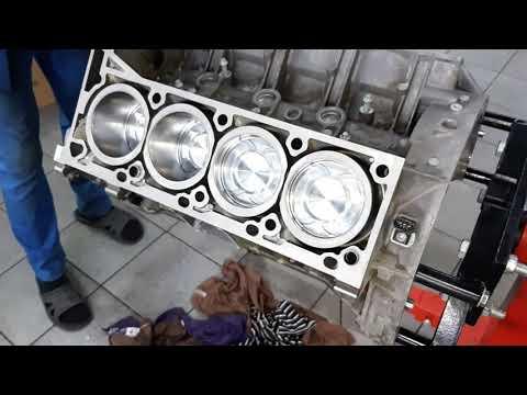 Диагностика и ремонт 278 двигателя.