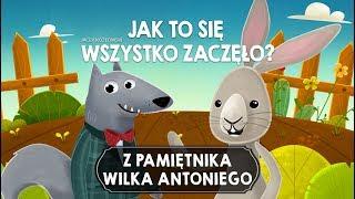 Z PAMIĘTNIKA WILKA ANTONIEGO, CZĘŚĆ 1 - Bajkowisko.pl - bajka dla dzieci (audiobook)
