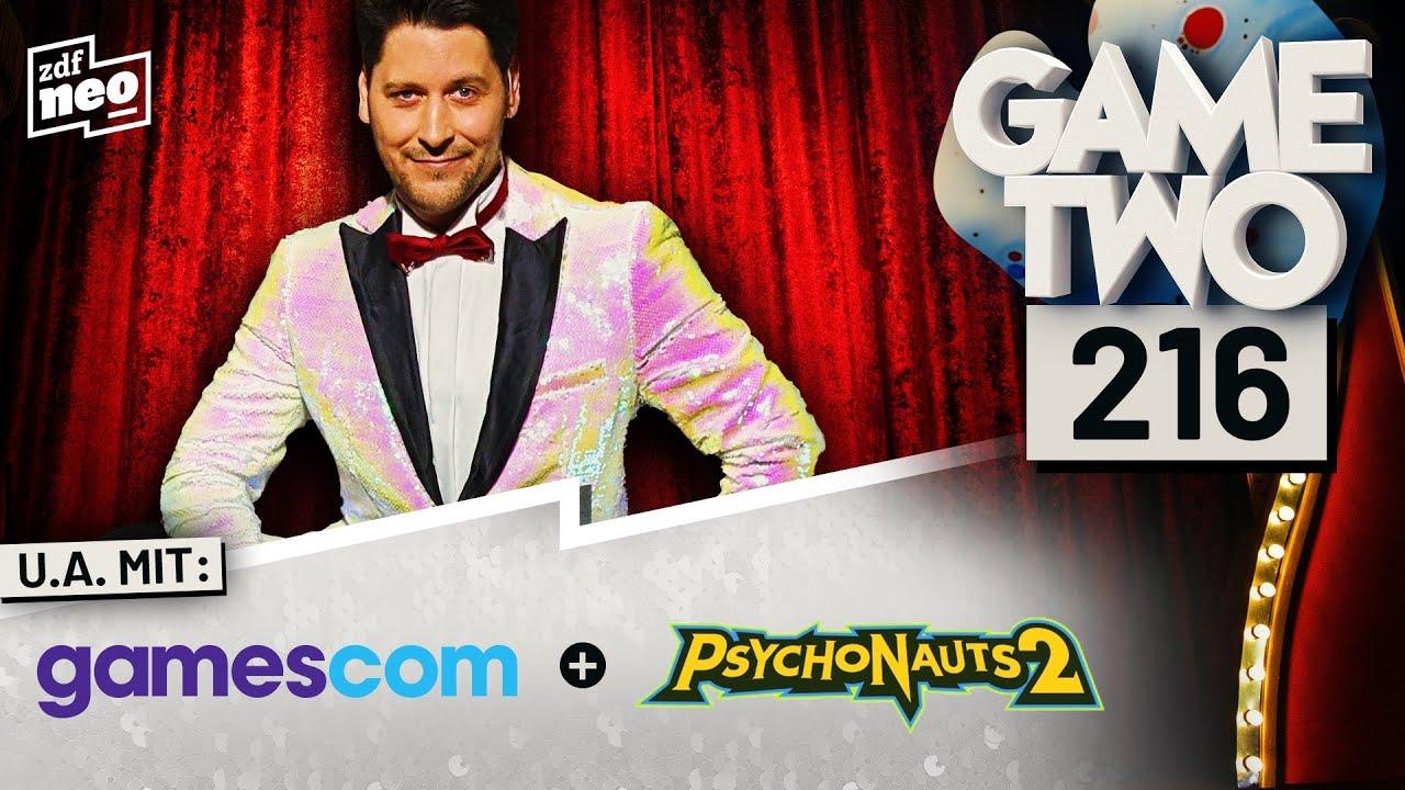 Download Gamescom 2021, Elden Ring, Psychonauts 2, 12 Minutes | Game Two #216
