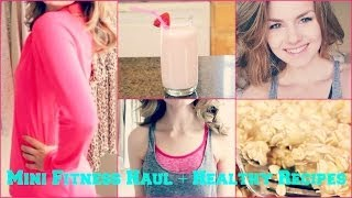 Workout Clothes Haul + Healthy Snack Ideas Thumbnail