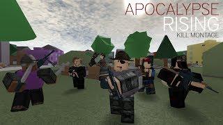 [ROBLOX] Apocalypse Rising Kill Montage - Euphoria