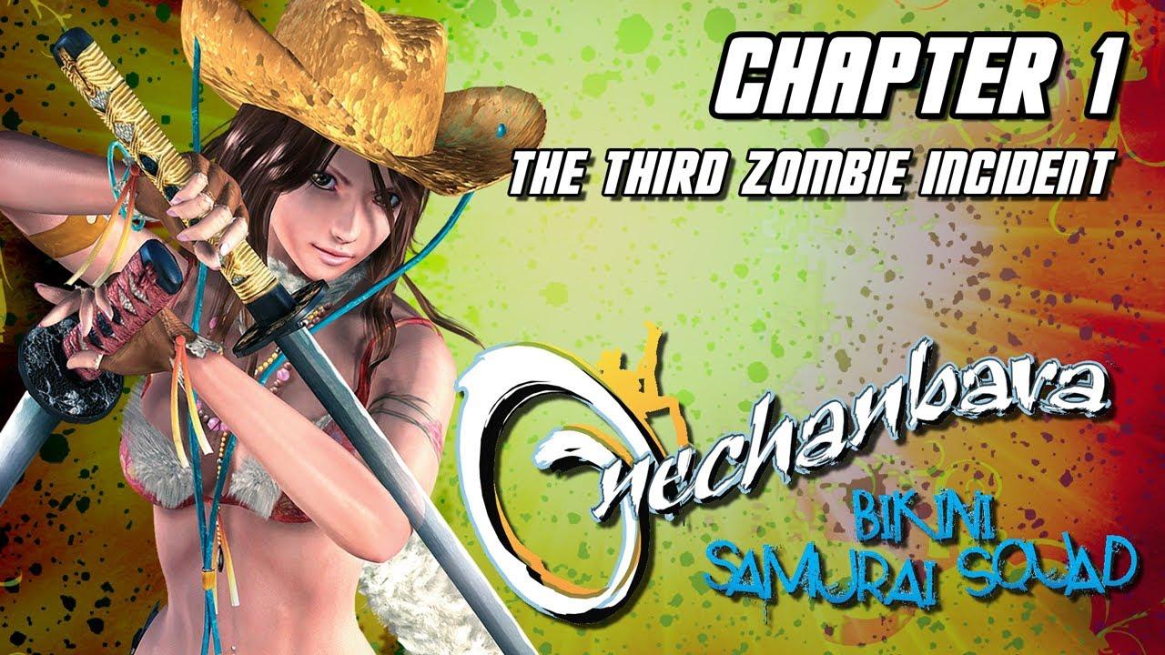 For oneechanbara bikini samurai same... apologise