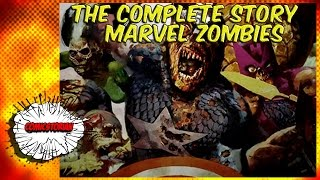 Marvel Zombies Vol. 1 - The Complete Story | Comicstorian thumbnail