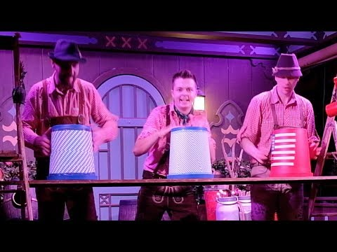 FULL - NEW Groovin' Alps band at Epcot International Festival of the Arts
