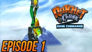 Ratchet and Clank 2: Going Commando (HD Collection) - Episode 1
