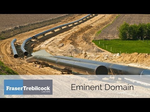 Eminent Domain Legal Practice - Fraser Trebilcock