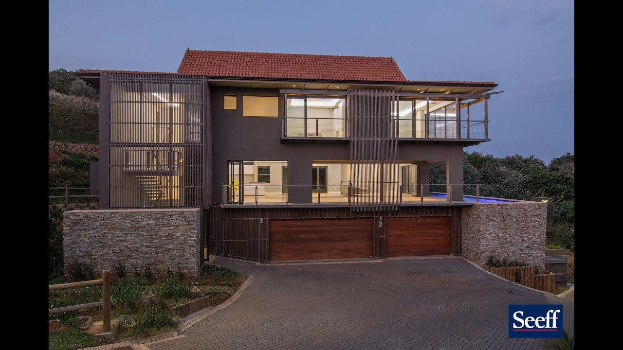 R45 000 P M 2 Grand View New 4 Bedroom Home To Let Unfurnished Zimbali Coastal Resort Kzn Youtube