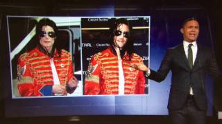 Trevor Noah Proves Joseph Fiennes Can Play Michael Jackson