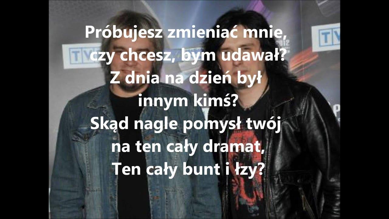 Bracia Nad Przepascia Ft Edyta Bartosiewicz Lyrics Youtube