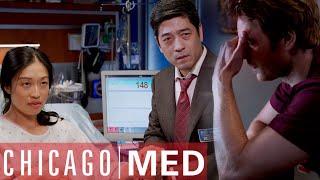 Husband Risks His Wife's Pregnancy | Chicago Med