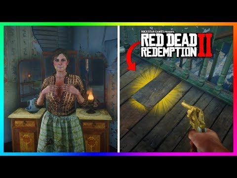 There Is Something MYSTERIOUS Under The Floor Of The Aberdeen Pig Farm In Red Dead Redemption 2! thumbnail