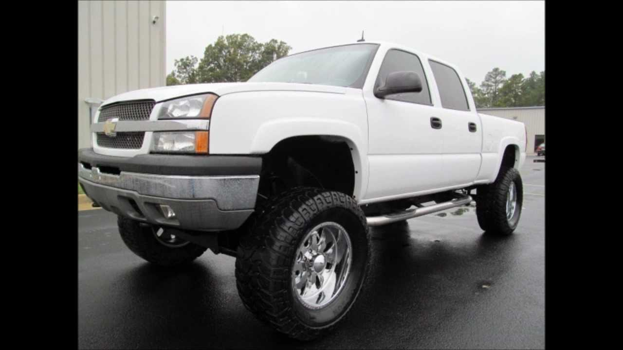 2003 Chevy Silverado 1500 Lifted Truck For Sale - YouTube