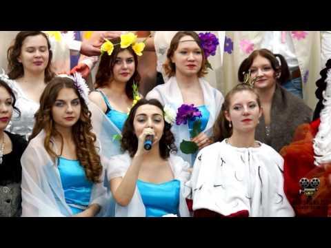 """Сказка """"12 месяцев"""" школа № 5. Тольятти 2016г"""