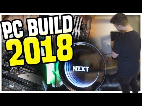 EPIC GAMING/EDITING PC BUILD 2018!