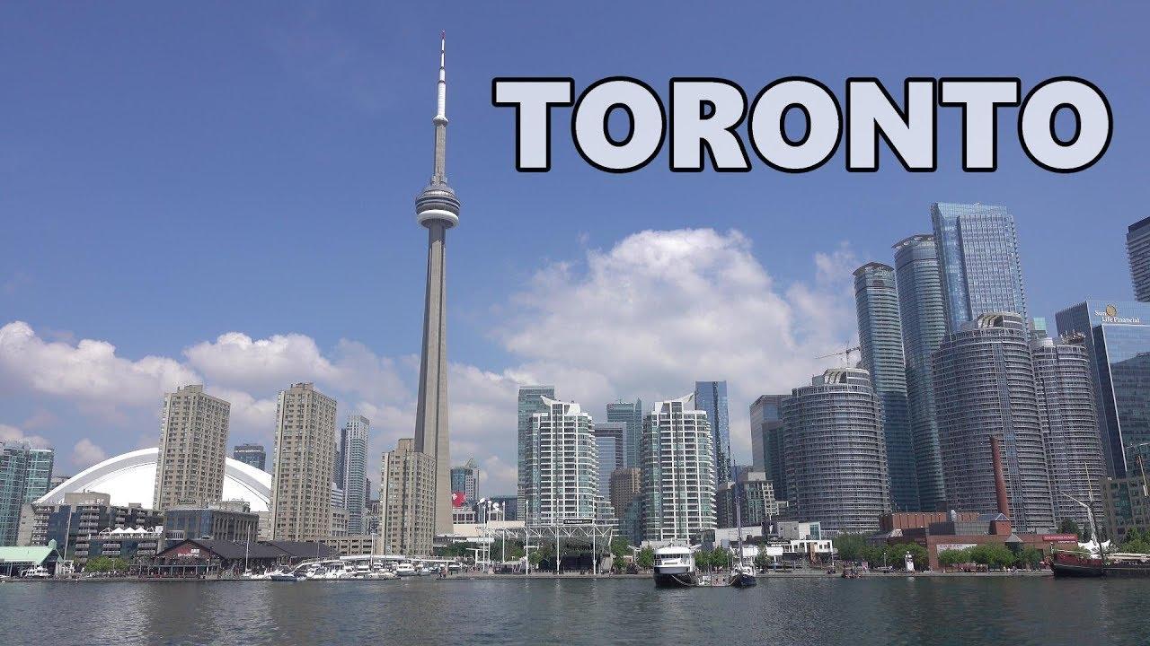 Du lịch và định cư Canada tại TORONTO