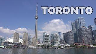 TORONTO - ONTARIO , CANADA 2019 4K