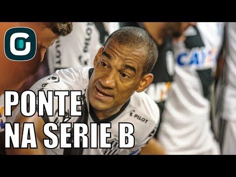 Ponte Preta 2x3 Vitória | Rodrigo Marca Rebaixamento Da Ponte- Gazeta Esportiva (27/11/17)