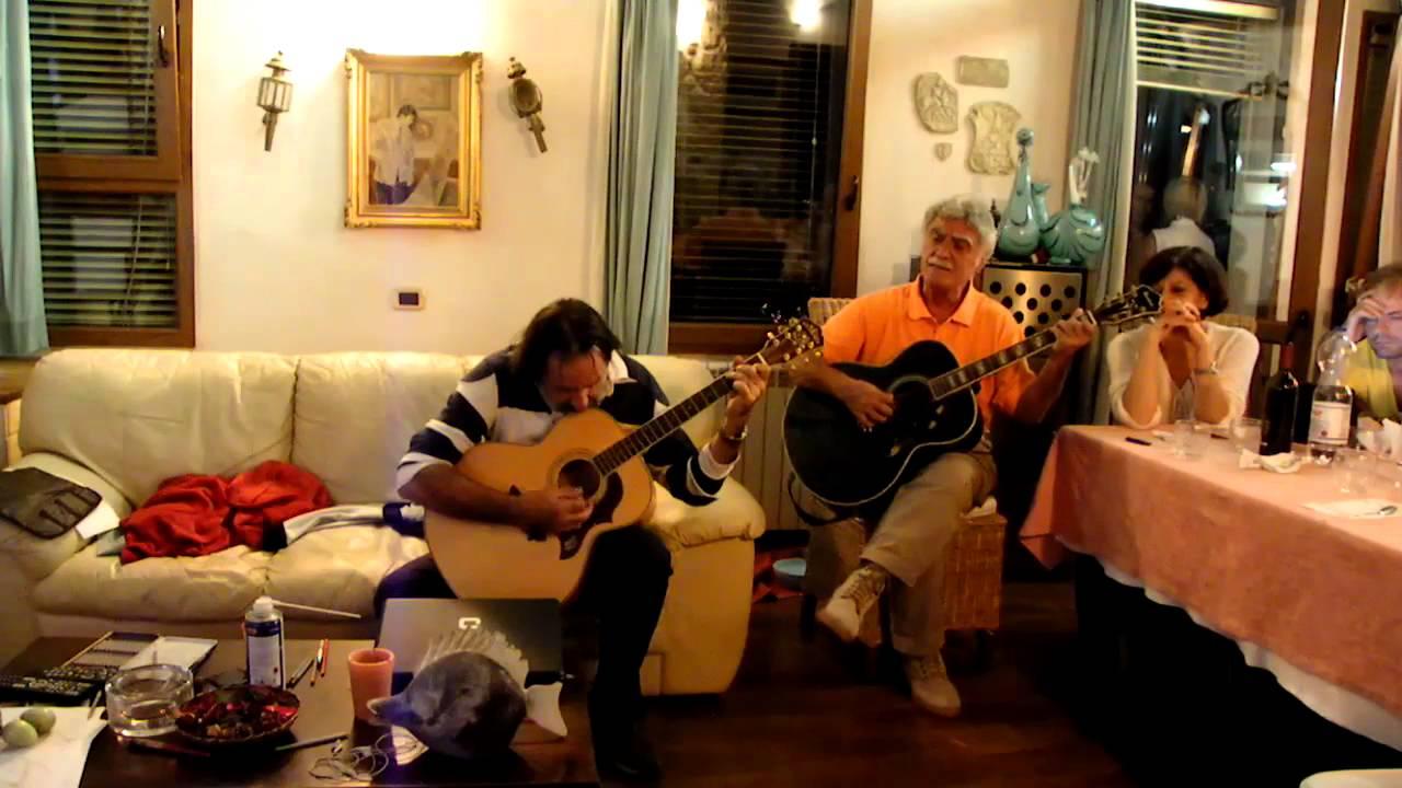 Alberto D Amico el risoto - alberto d' amico, stefano gersich 14/09/2012