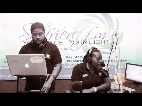 88.5 Soufriere FM - Innovation in  Community Radio