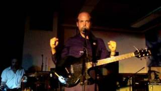 """Bonnie Prince Billy playing """"My Life's Work"""" at the IMC in Champaign-Urbana"""