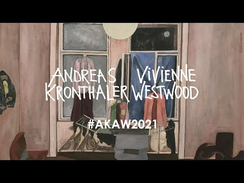 The Andreas Kronthaler for Vivienne Westwood Autumn-Winter 20/21 Fashion Show
