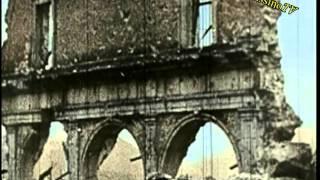 La Battaglia di Cassino e Montecassino a colori