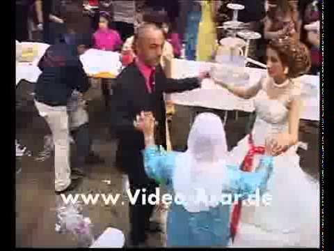 Kurdische Hochzeit Enver  Evin Hildesheim Part 2 By Video Acar