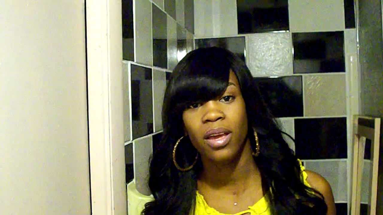 Malika Haqq Inspired Hairstyle The Results Youtube