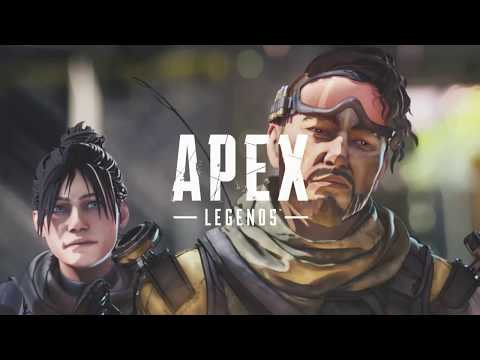 SHAREfactory Theme / Apex Legends