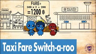 Taxi Fare Switch-a-roo - Safety Scouts Advice - Episode 15 [HD,4K]