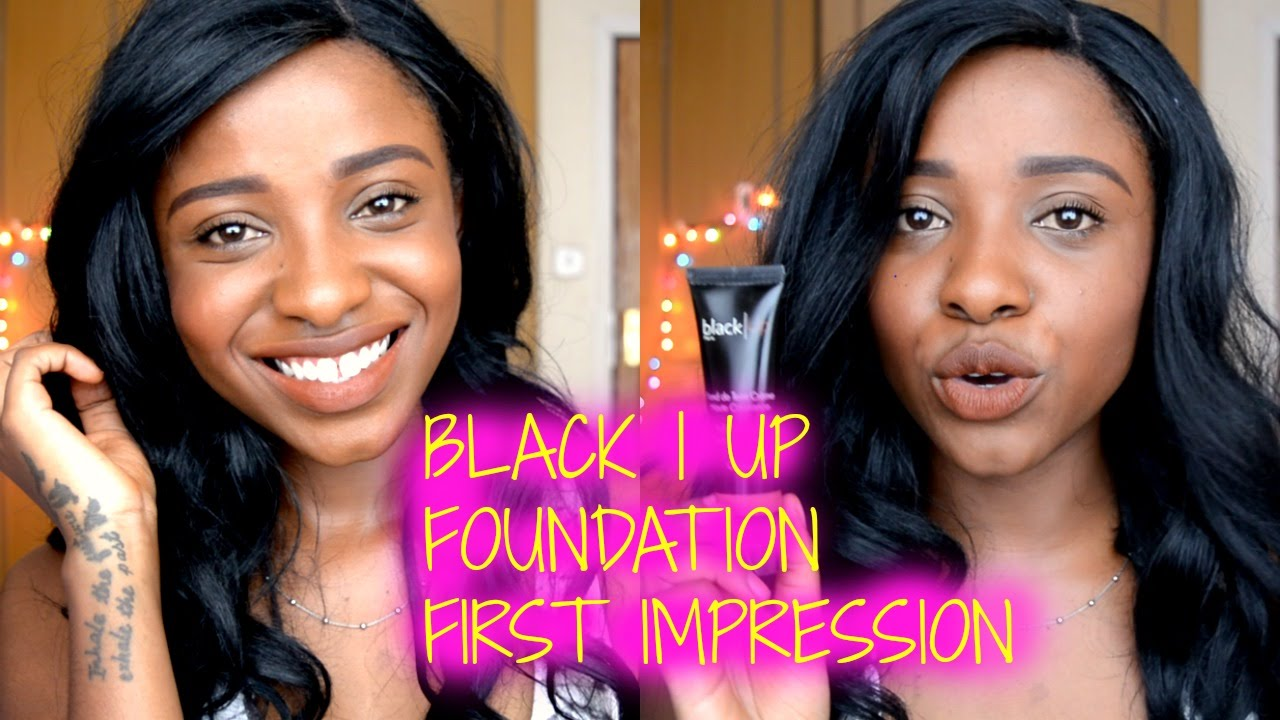 Fuld Dækning Fundament For Sorte Kvinder