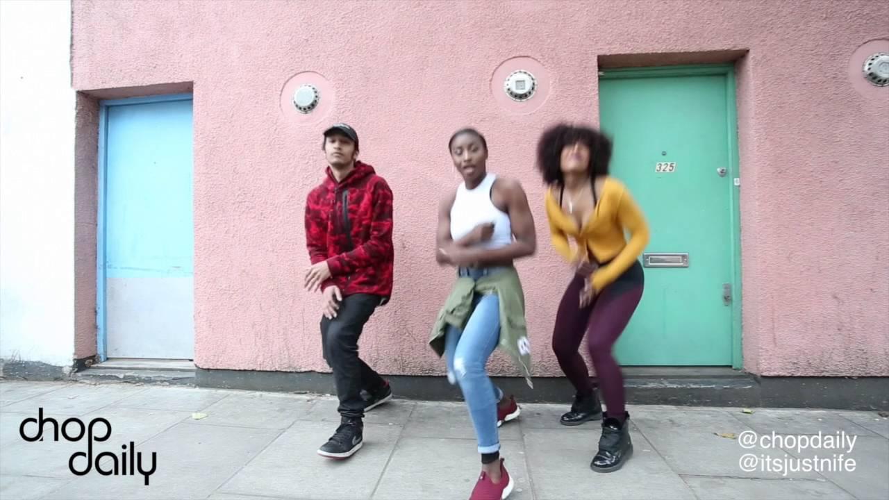 Download Krishane ft Wande Coal - Found Da Boi (Dance Tutorial Video) | Chop Daily