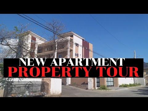NEW APARTMENT COMPLEX ON ROSENEATH AVENUE | FULL PROPERTY TOUR | KINGSTON 6 | JAMAICA