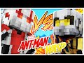 ANT-MAN VS THE WASP MIKE MEYERS - Minecraft Mod Battle (MIKE MYERS MEETS ANT MAN)