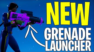 NEW PROXIMITY GRENADE LAUNCHER GAMEPLAY! - New HORDE RUSH LTM - FORTNITE Update V9.21 Patch Notes