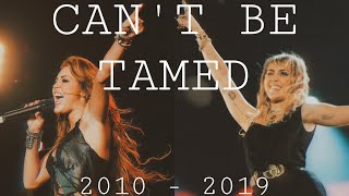 Miley Cyrus: Can't Be Tamed 2010 - 2019 [Evolution]