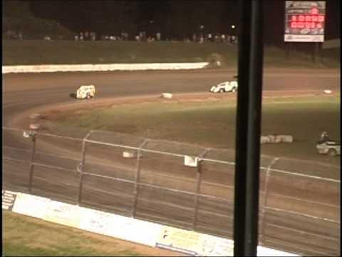 Oshkosh Speedzone Raceway - August 3, 2012 - Modified Feature