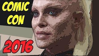 Comic Con 2016 Cinema Makeup School