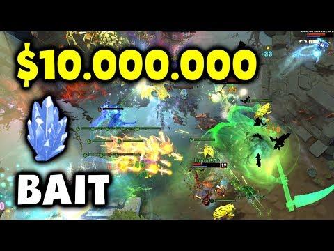 10 MILLION US DOLLAR DOUBLE DAMAGE BAIT!!! - TI7 FINAL DOTA 2