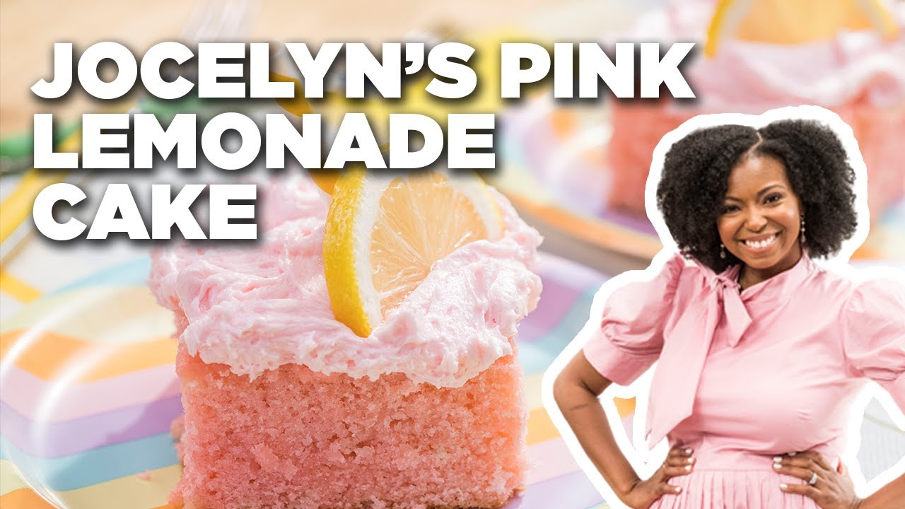 Pink Lemonade Cake with Jocelyn Delk Adams of Grandbaby ...