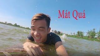 PHD   Thi Bơi 200m   Swimming Challenge