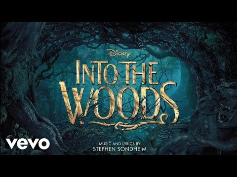 "Meryl Streep  Stay With Me From ""Into the Woods"" Audio"