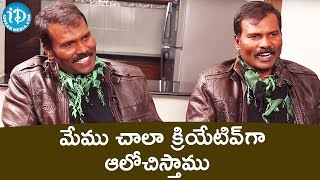 Ram And Lakshman About They Creative Thinking || Talking Movies with iDream