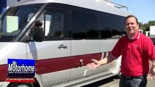 Mr Motorhome 2007 Airstream Interstate 22 preowned Class B Diesel #1165 for sale Sacramento